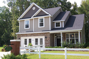 Home built by Dan Ryan Builders. Dan Ryan, South Carolina builder